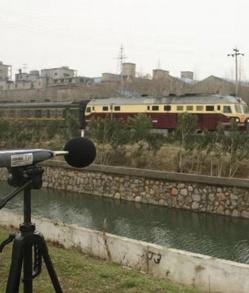 铁路噪声测试