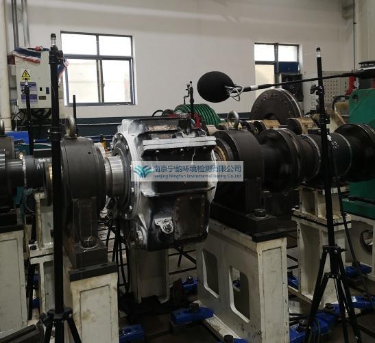 齿轮箱噪声测试